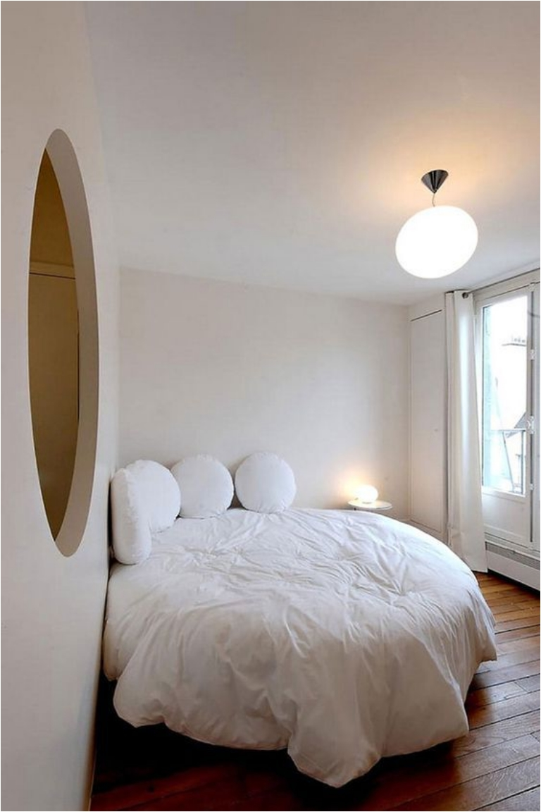 38 round bed designs that are out of this world ritely for Round bed design
