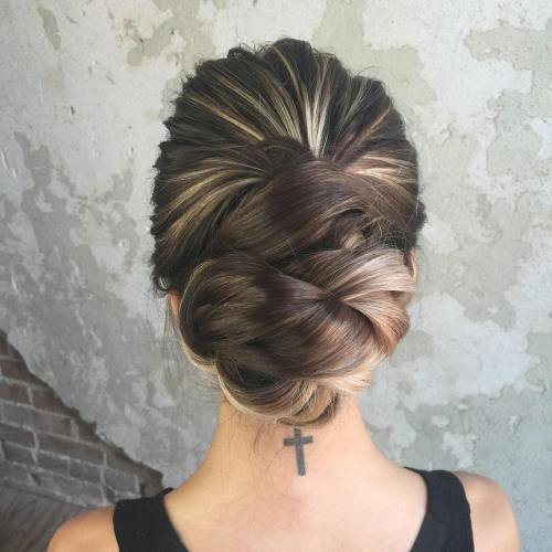 28 of the Hottest Prom Hairstyles for 2017