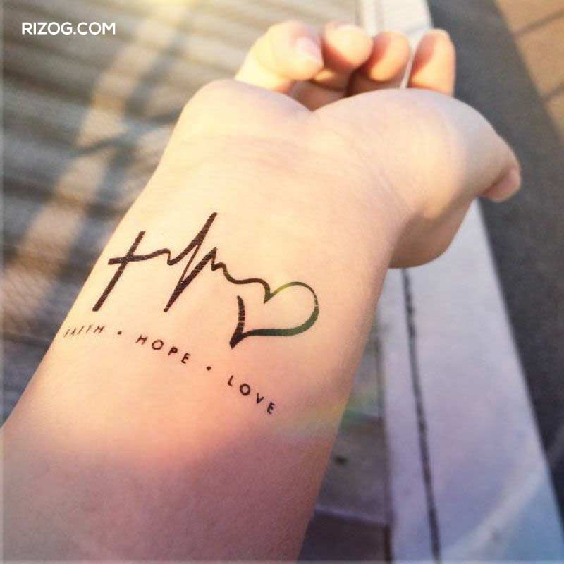 28 Heart Tattoo Designs For Every Taste Ritely