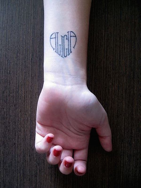 28 Heart Tattoo Designs for Every Taste