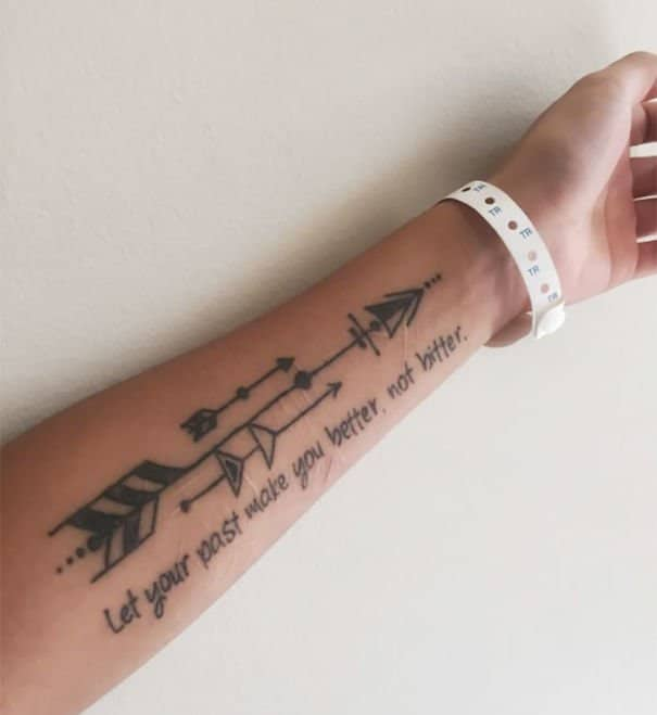35 Beautiful Tattoos To Cover Scars