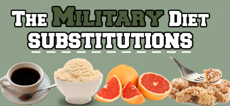 Military diet