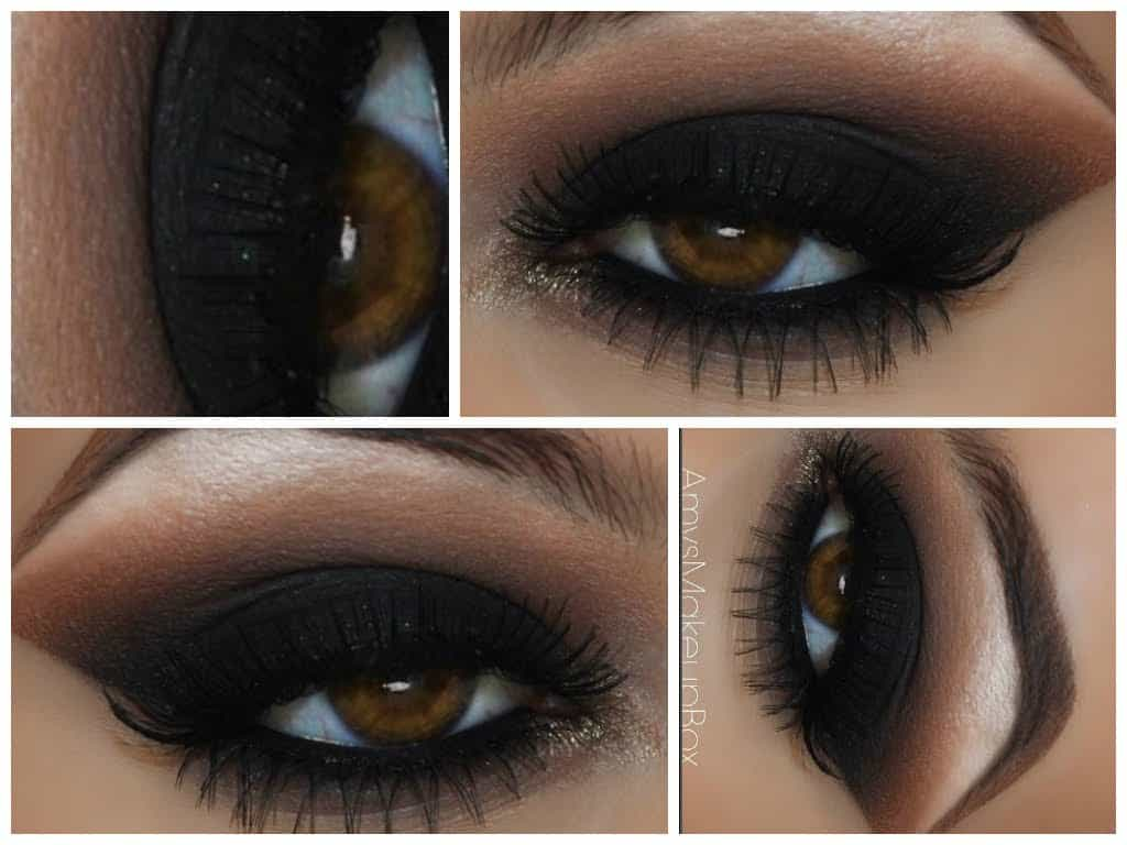 10 Makeup Ideas for Brown Eyes