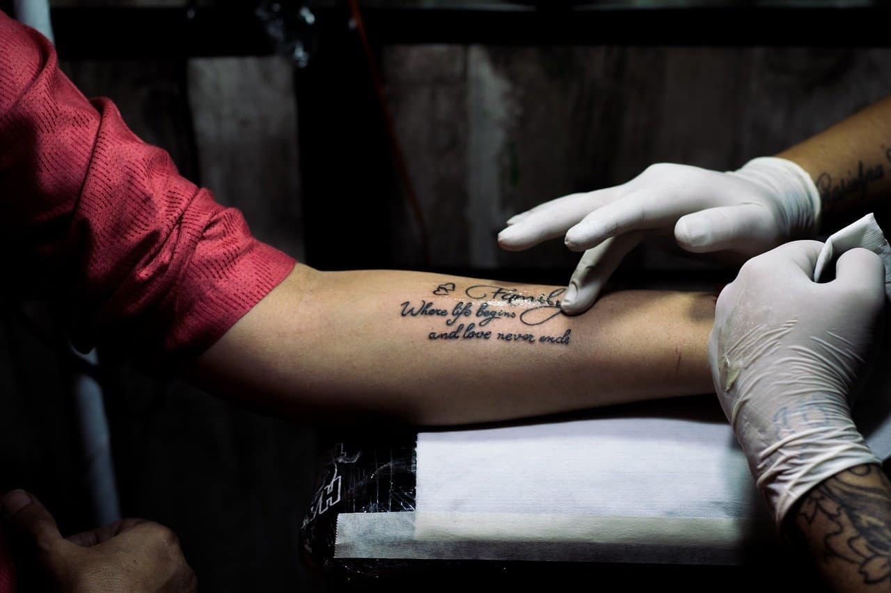 Top 12 Least Painful Places To Get A Tattoo Ritely