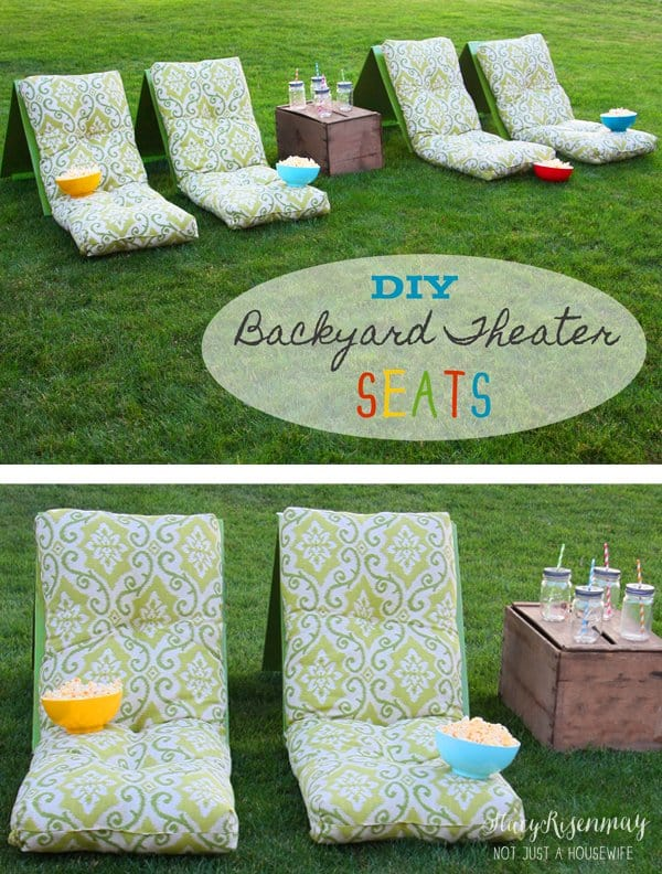16 Must-Try DIY Projects For Fun Times In The Backyard