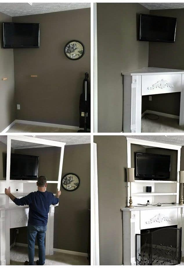 16 Clever DIY's To Maximize Corner Spaces