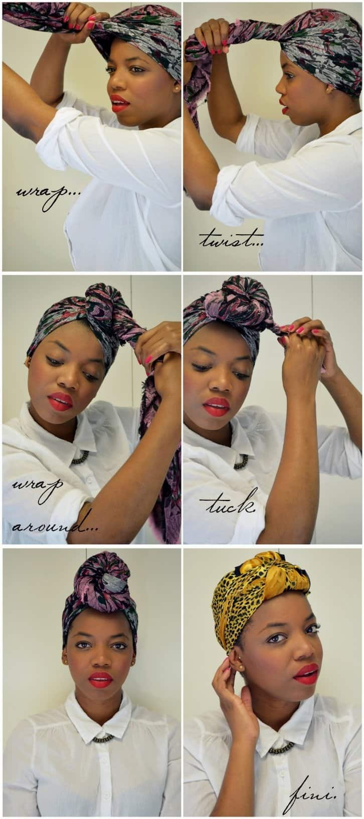 Watch 10 Stunning Ways to Wear A Headscarf This Summer video