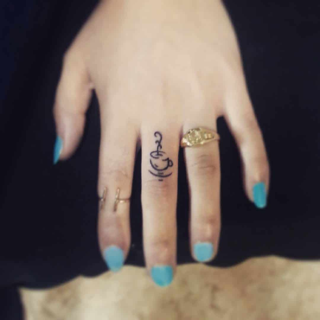 33 Judgement-Free Tiny And Subtle Tattoo Designs