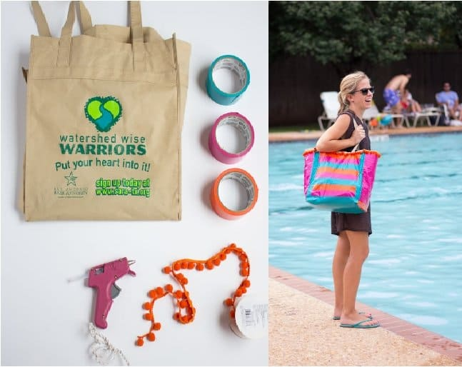 17 DIY Beach Bags For More Fun By The Water