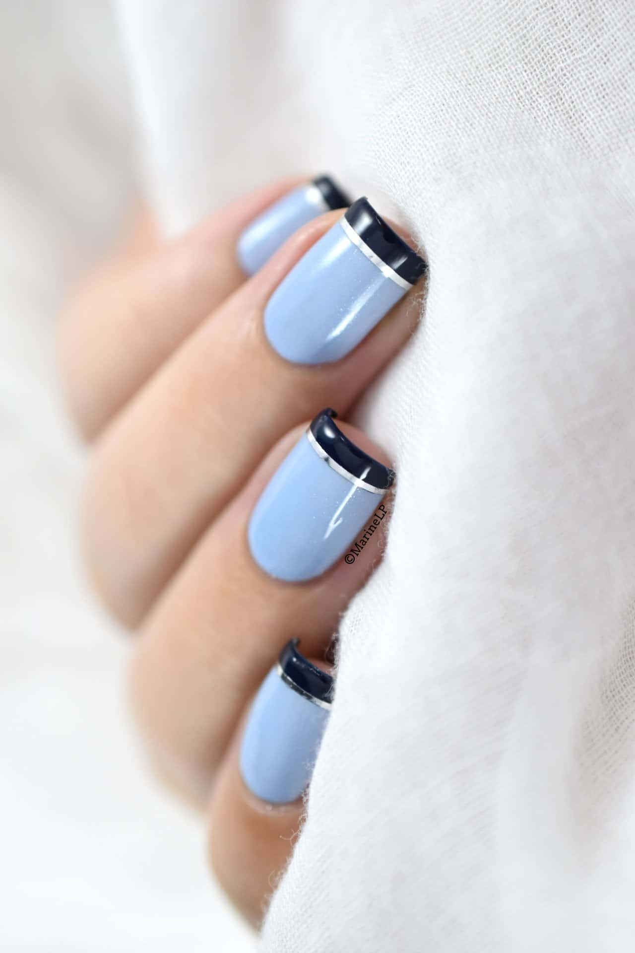 26 French Manicure Designs Perfect For Any Occasion