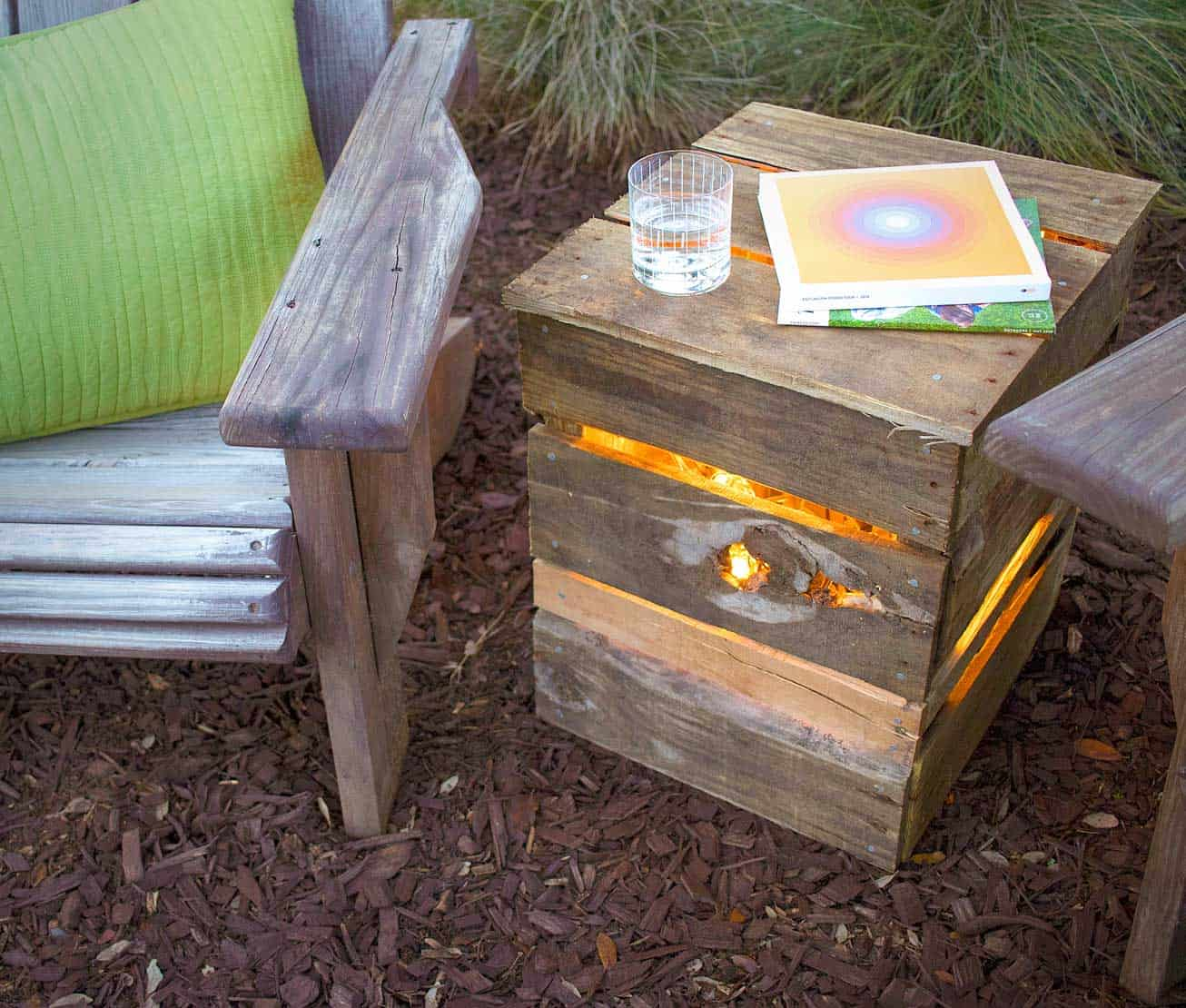 16 Fun DIY Ways To Light Up Your Garden