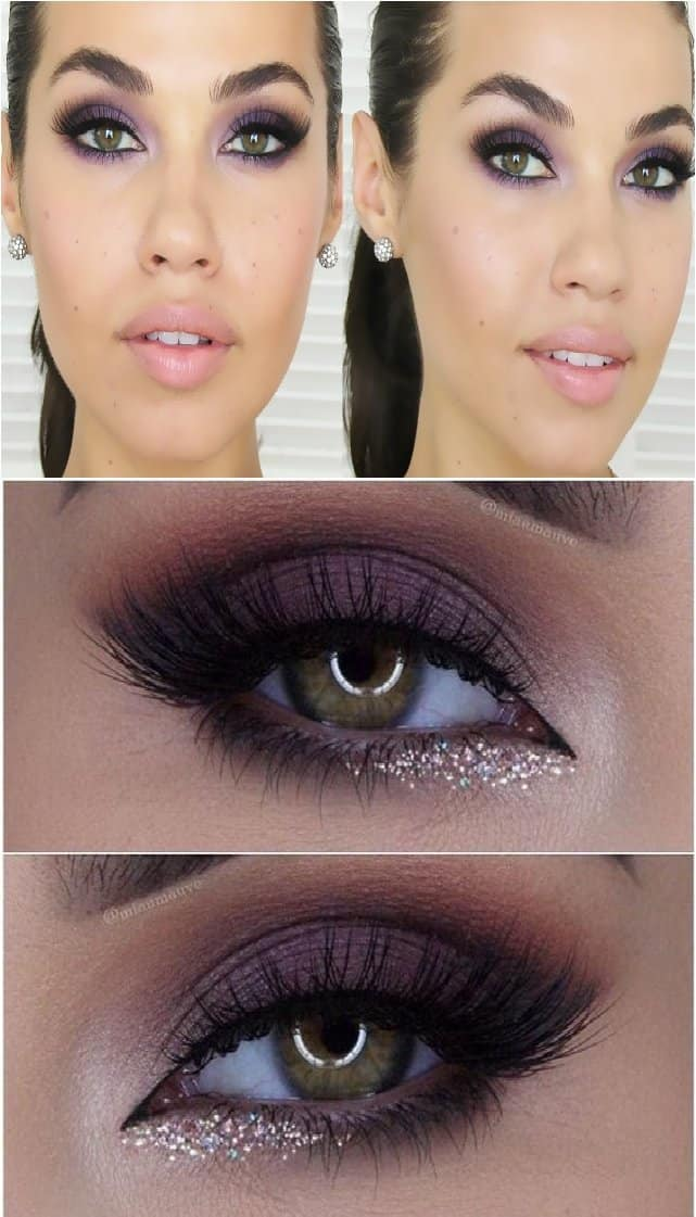 Perfect Eye Makeup Tutorial: Perfect Eye Shadow To Complement Green Eyes