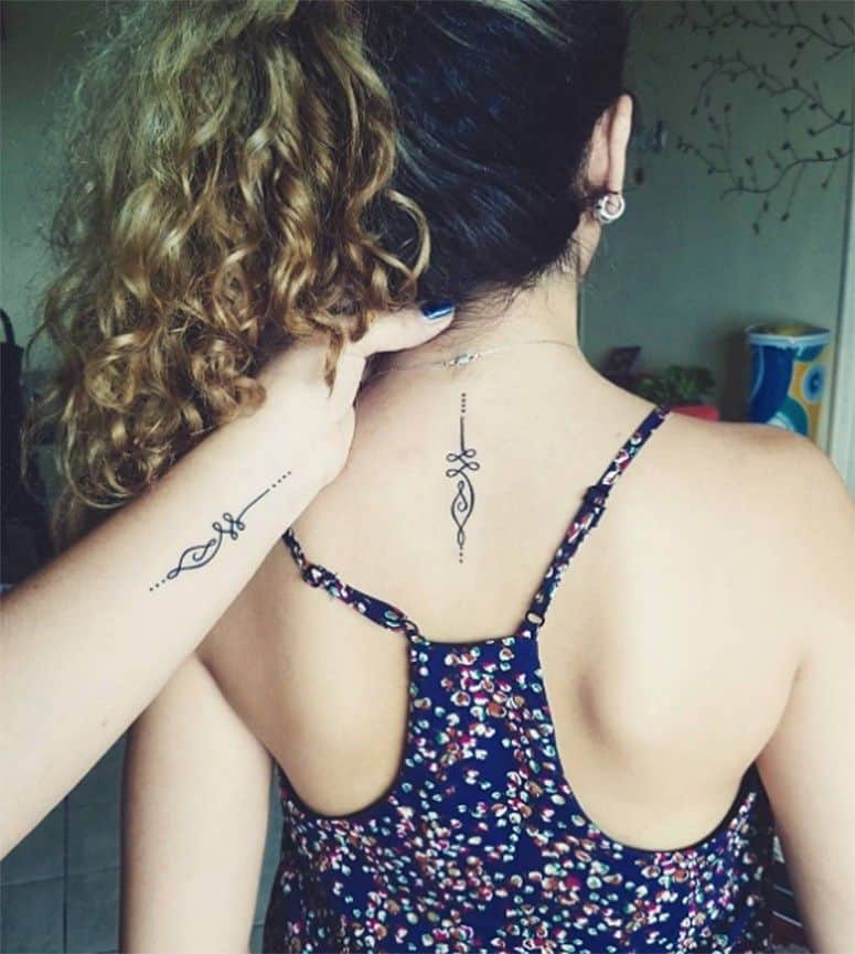 33 Mother-Daughter Tattoos Marking An Unbreakable Bond