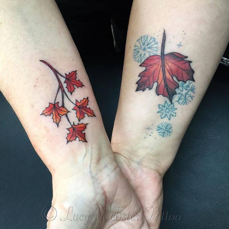 33 Mother-Daughter Tattoos Marking An Unbreakable Bond