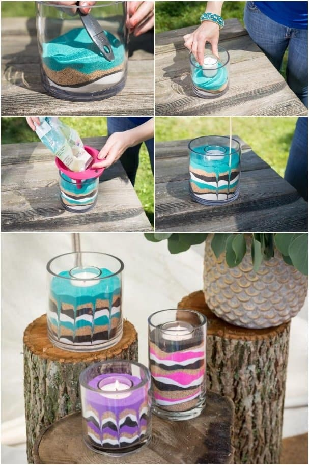 13 DIY Sand Art Terrariums To Liven Up Your Home