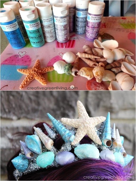 17 Lovely Seashell DIY's For A Beachy Feel At Home