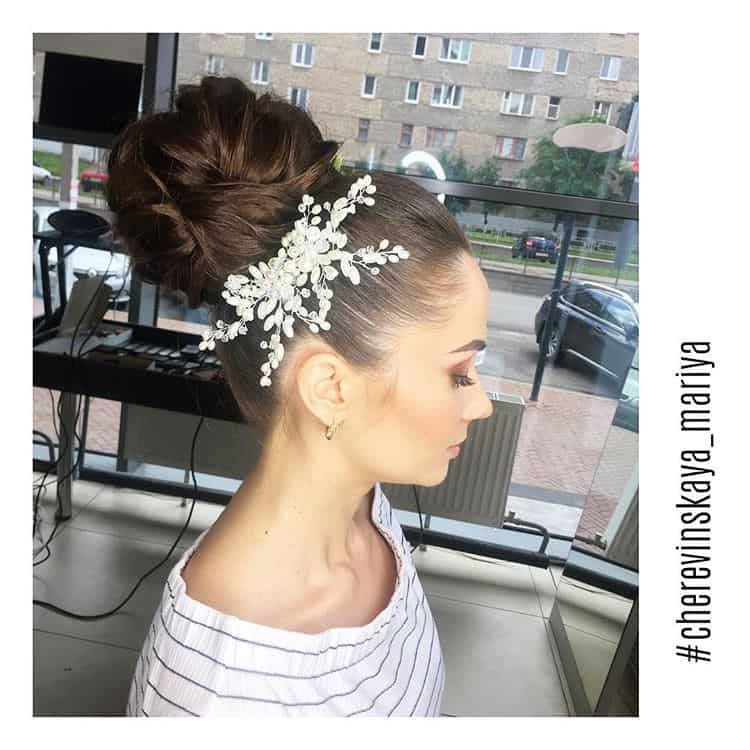 30 Wedding Hairstyles For A Perfect Bridal Look
