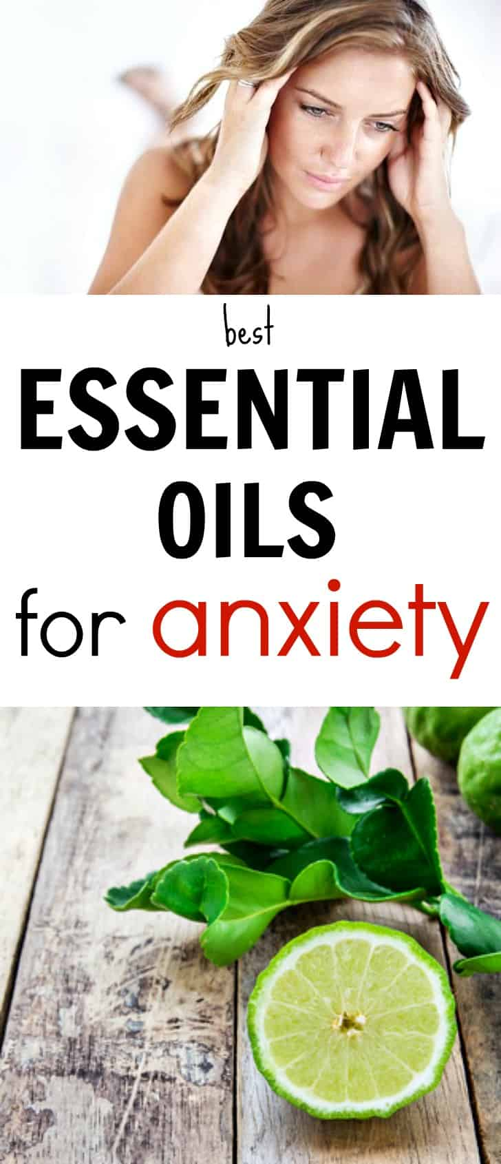 Best Essential Oils for Anxiety: How to Treat Stress with Essential Oils