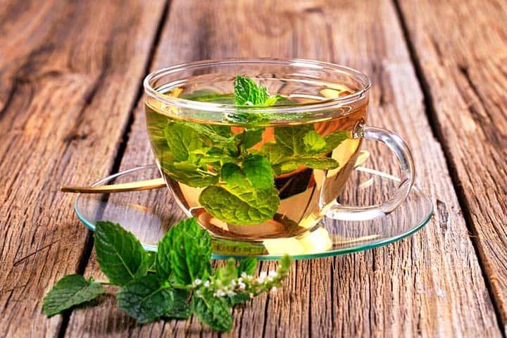 Почему беременным нельзя пить чай с мятой 12