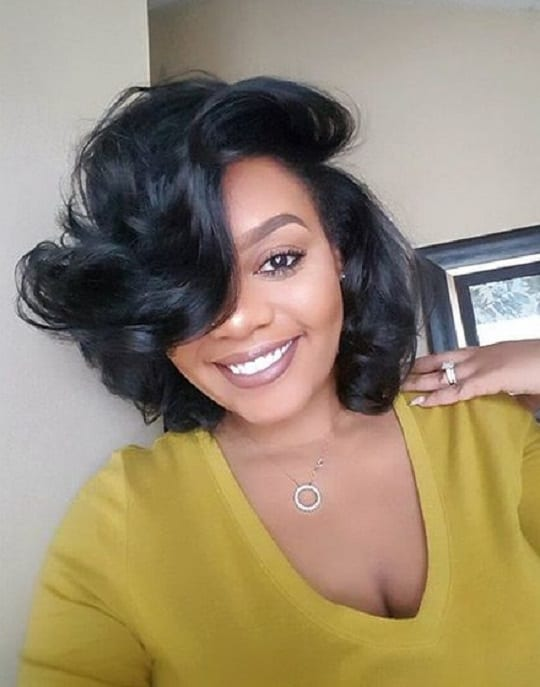 30 Beautiful Bob Hairstyles Most Suited For Black Women