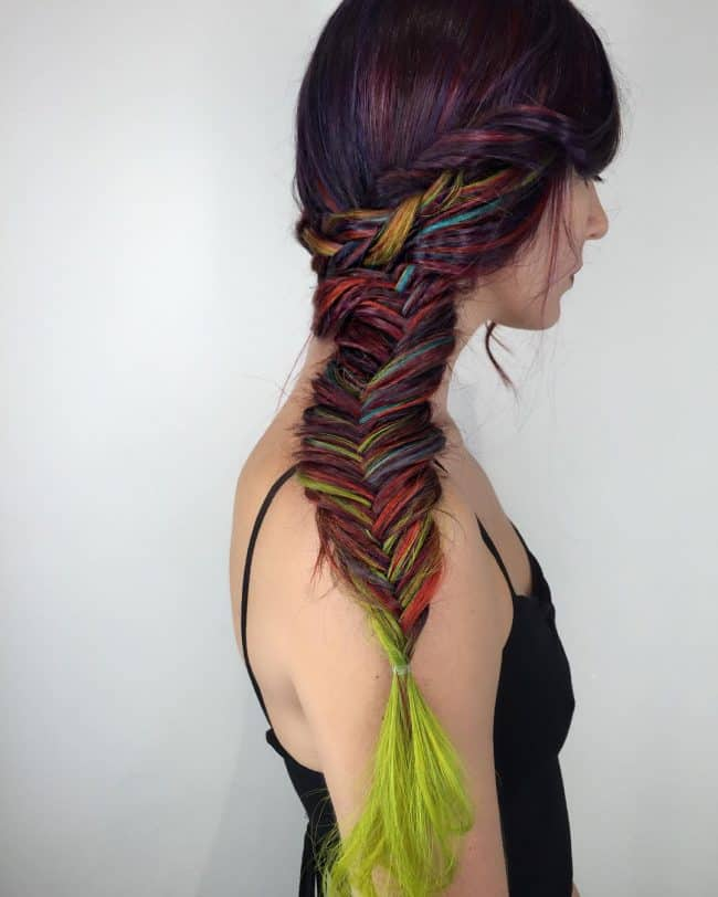 28 Fabulous Ideas For Styling A Fishtail Braid