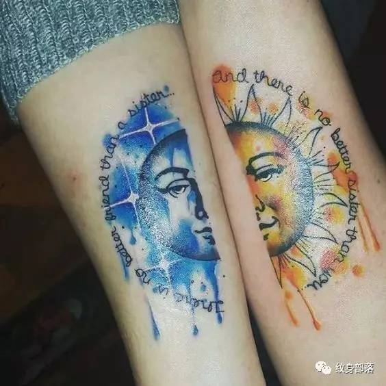 29 Sibling Tattoos To Emphasize This Unbreakable Bond