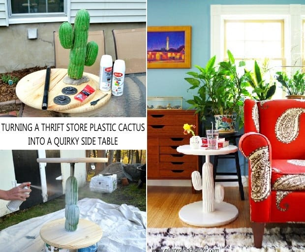 23 Spray Paint Projects That Turn Trash To Treasure