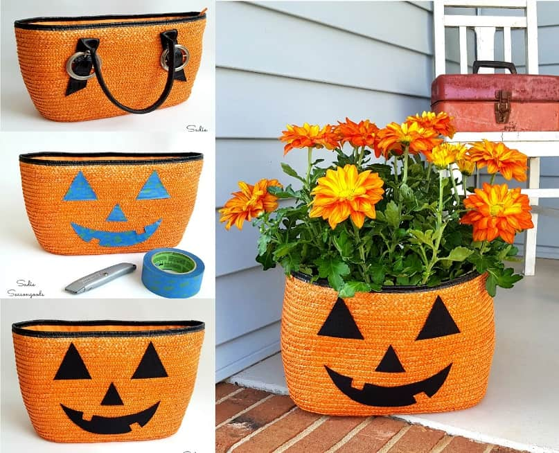 18 DIY Pumpkin Decorations Without Actual Pumpkins
