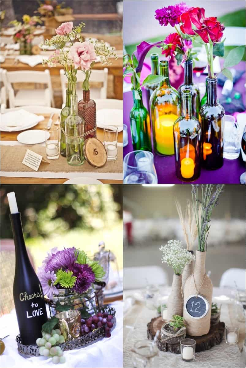 15 Showy Diy Wedding Centerpieces That Wont Break Your Budget Ritely