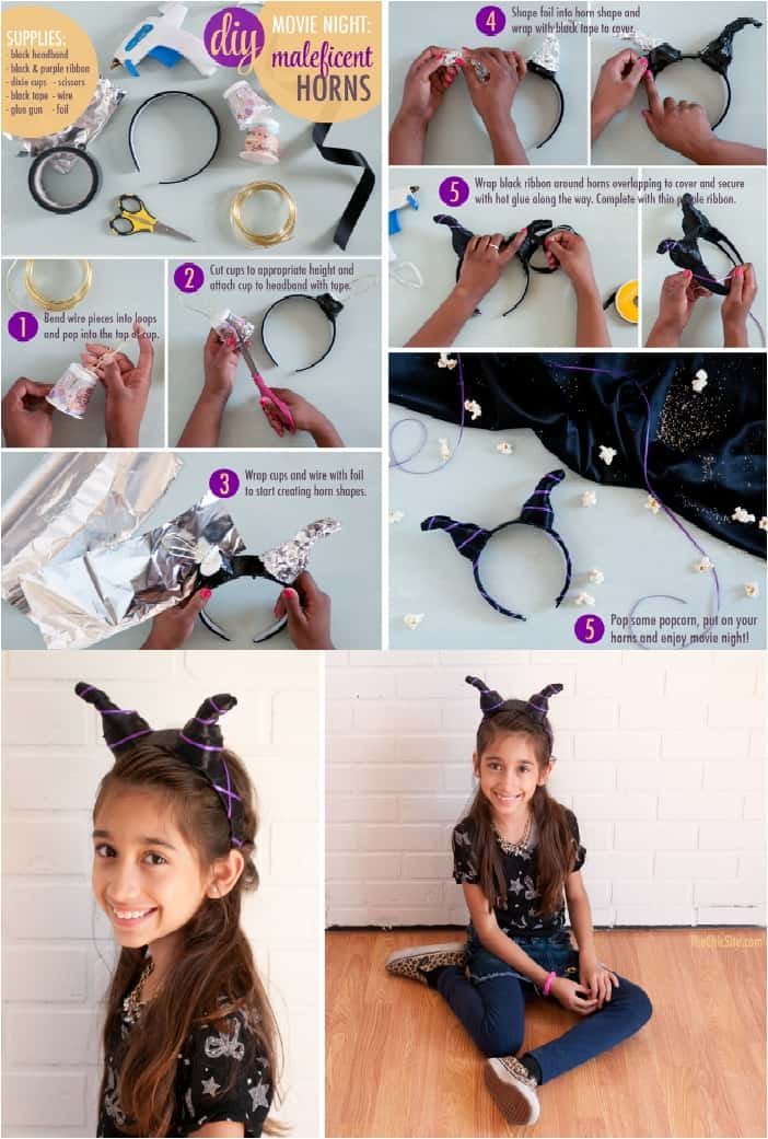 23 DIY Halloween Headpieces For Effortless Costumes
