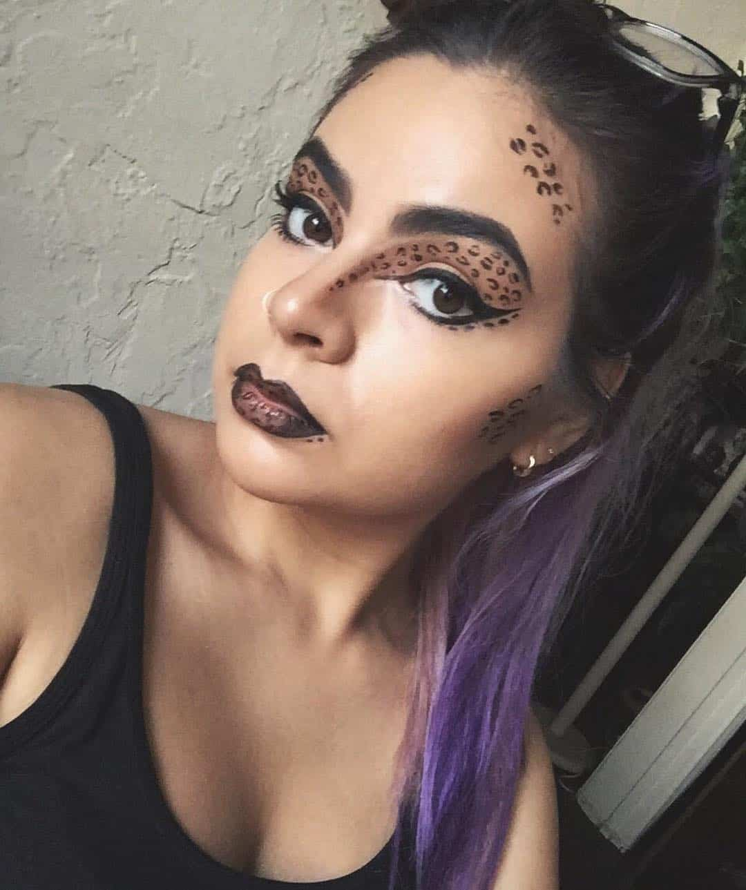 27 Sexy And Spooky Halloween Makeup Ideas Ritely