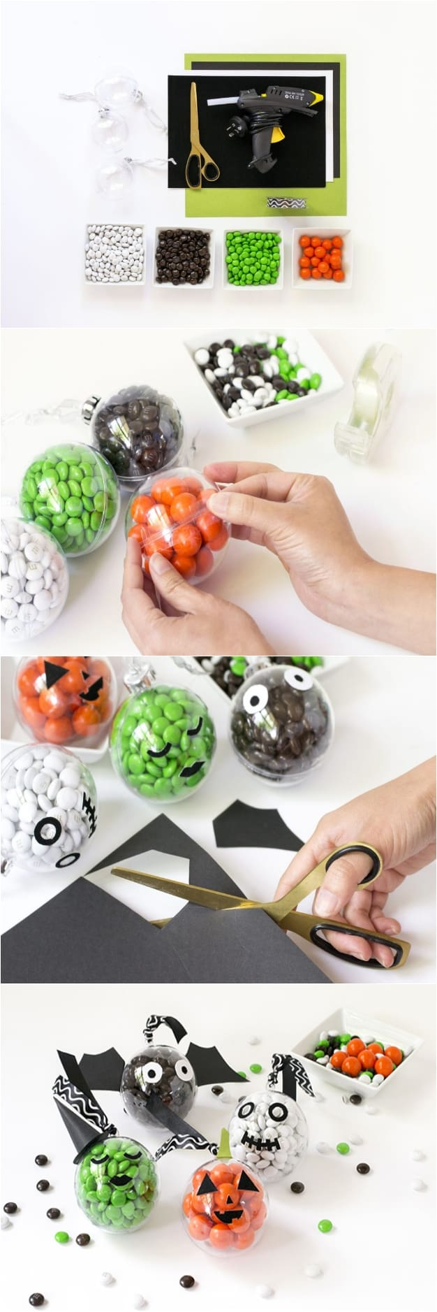 16 DIY Halloween Treat Bags That Are Scary Fun To Make