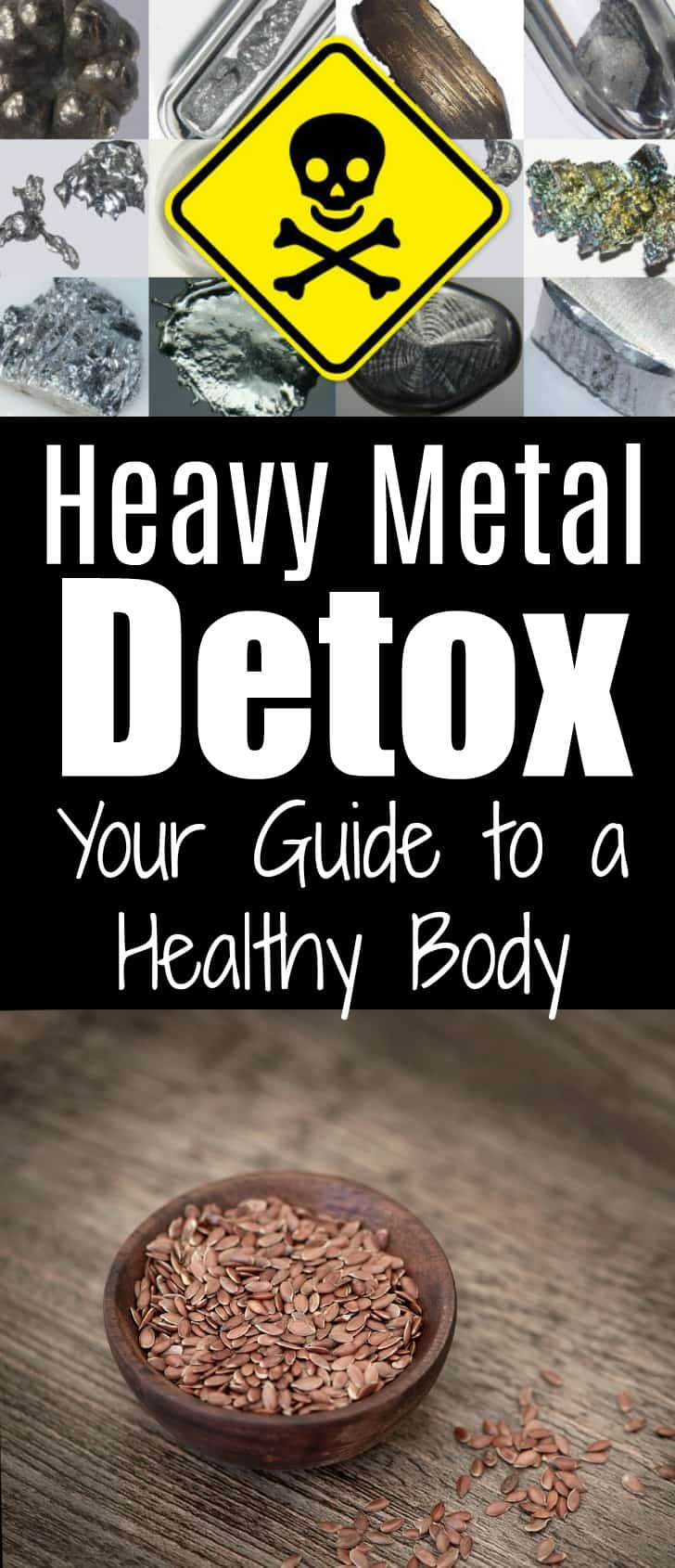 Heavy Metal Detox – Your Guide to a Healthy Body