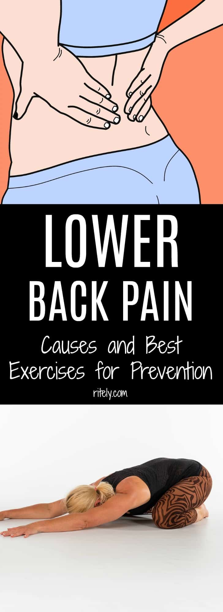 Lower Back Pain: Causes and Best Exercises for Prevention