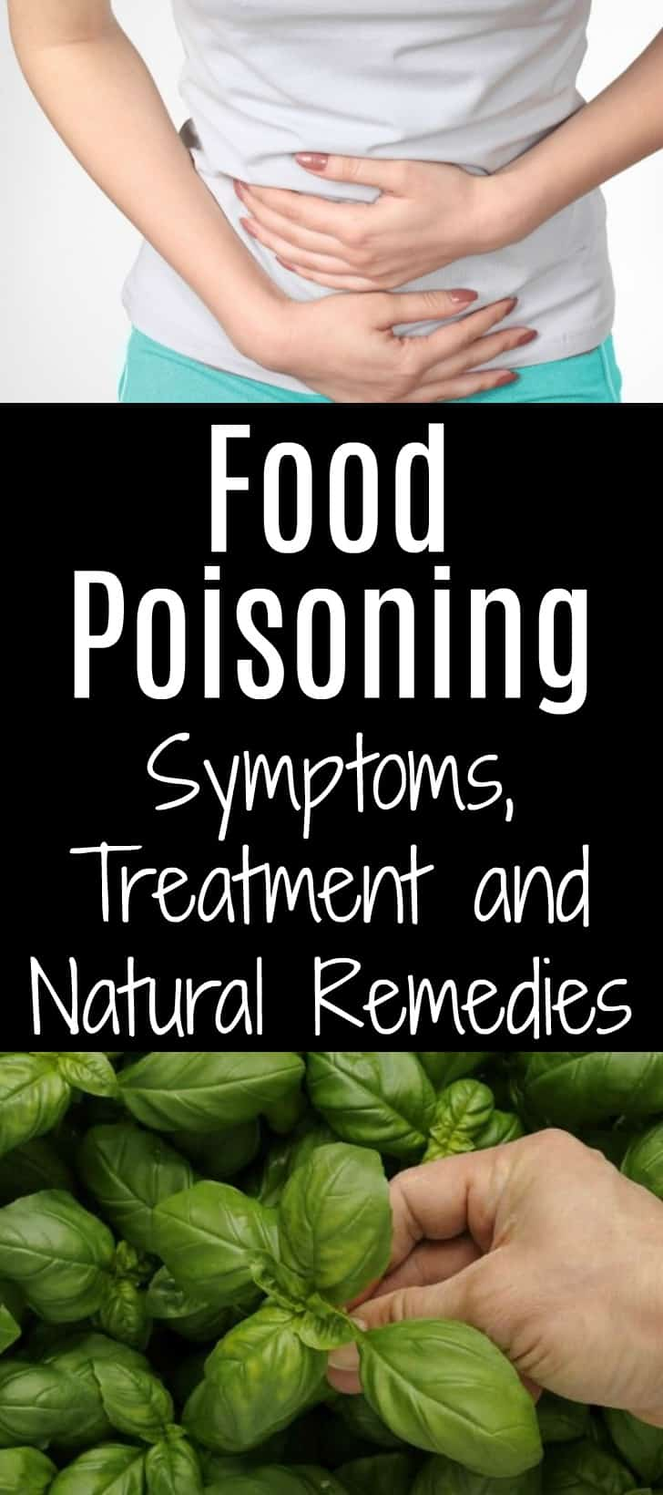 Food Poisoning: Symptoms, Treatment and Natural Remedies