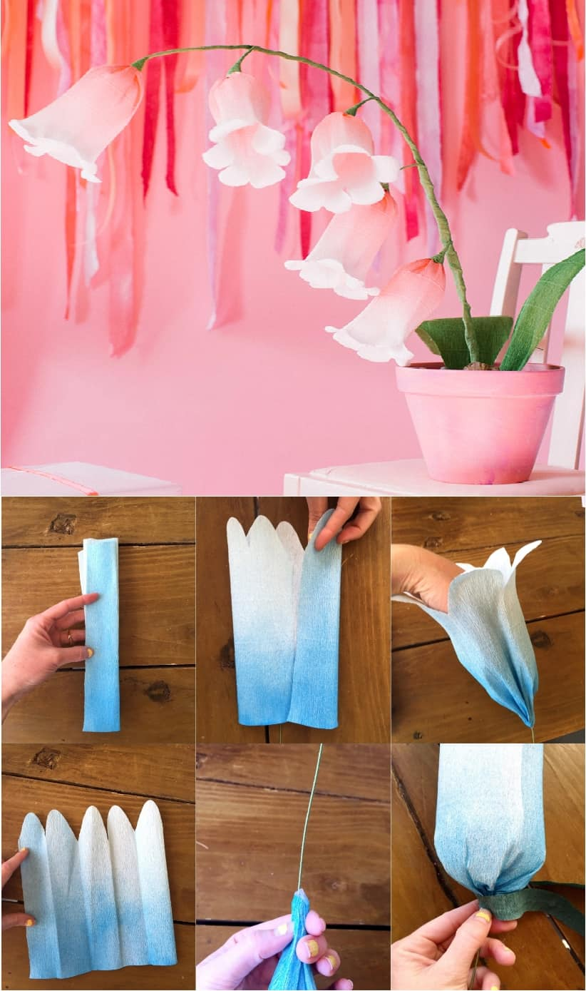 14 Tutorials For Easy And Astonishing Paper Flowers