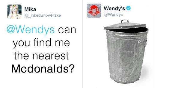 22 Times Wendy's Twitter made us LOL
