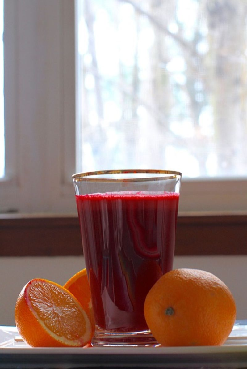Amazingly Delicious and Nutritious Beetroot Juice Recipe