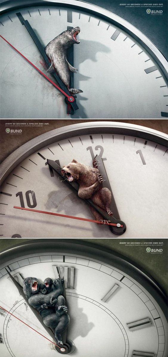 25 Creative Print Ads that are Just Genius