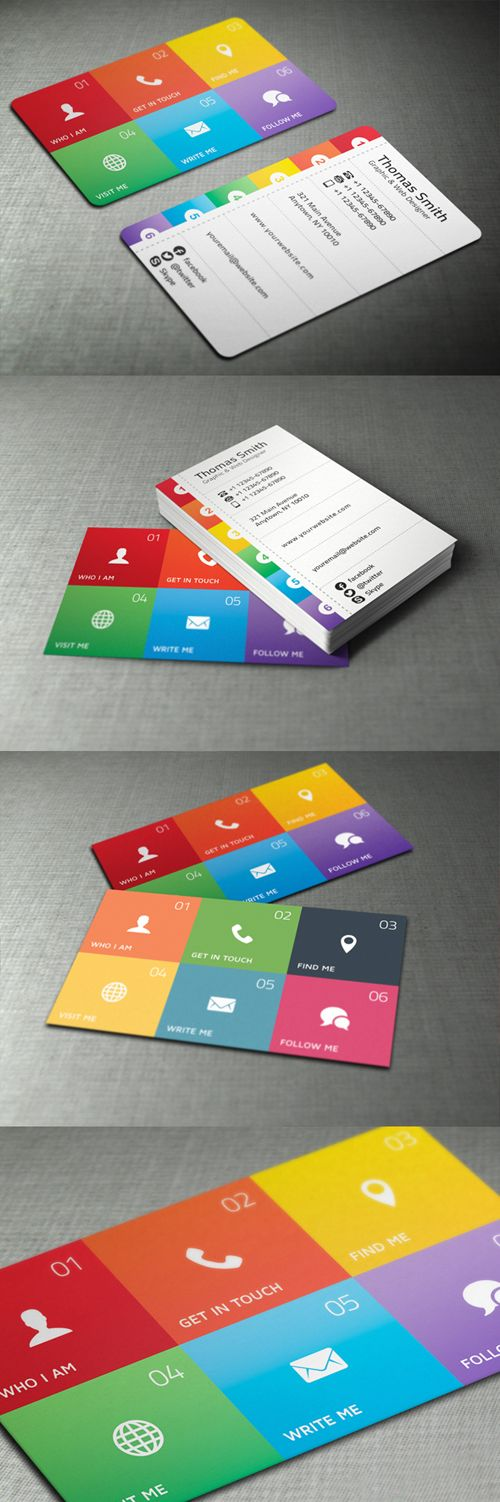 20 creative business cards that will get you an interview ritely 20 creative business cards that will get you an interview reheart Choice Image