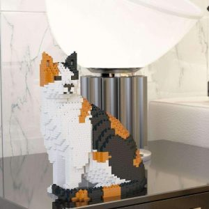 'Lego of my cat!' Hong Kong-based Company Makes Feline Legos for Every Cat Lover
