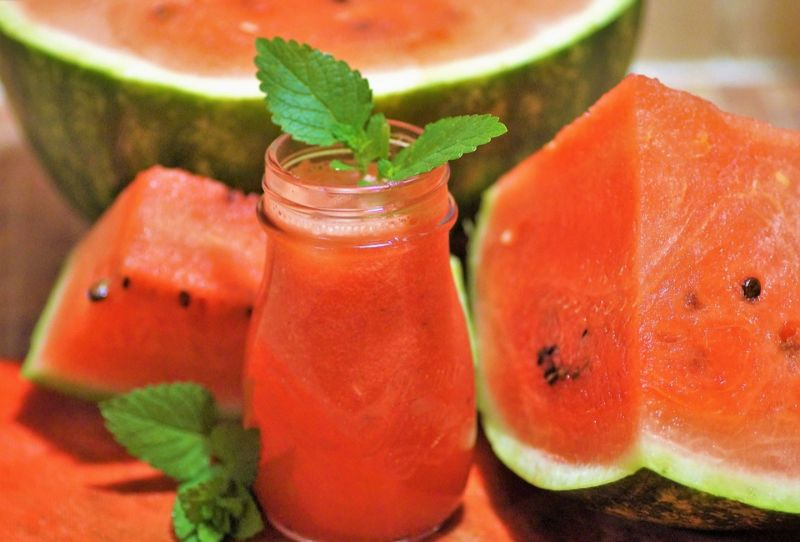 How To Make Healthy Watermelon Juice