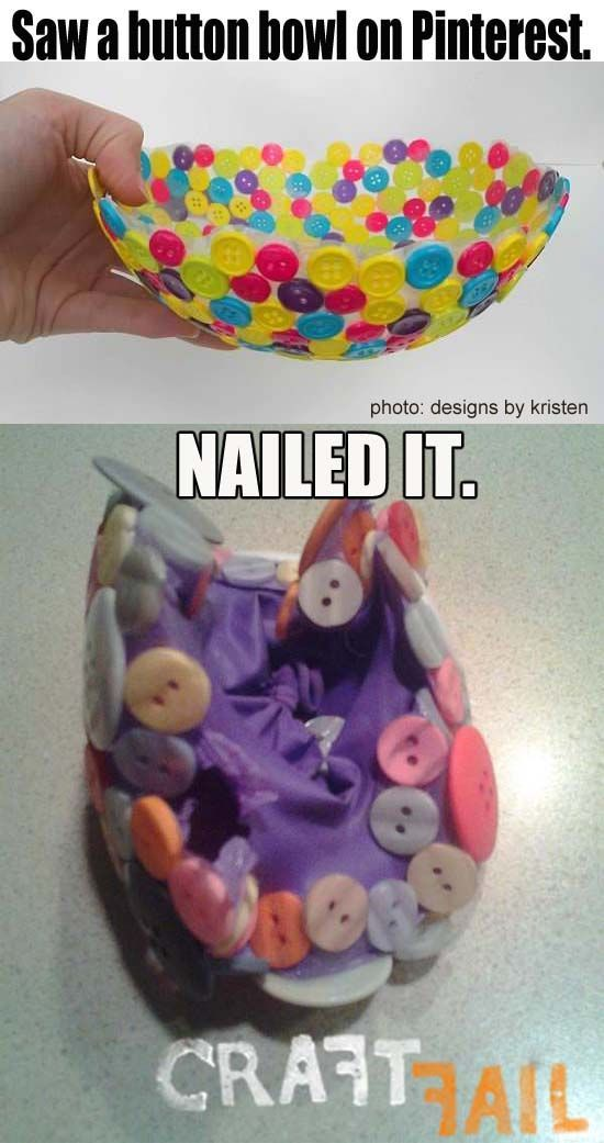 Top 23 Hilarious Pinterest Fails – Where Good Intentions Come to Die