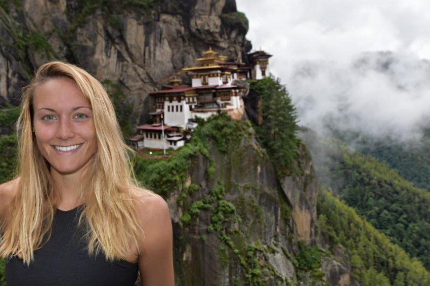 How She Did It: 27-Year-Old Woman Sets Foot on Every Country in the Planet