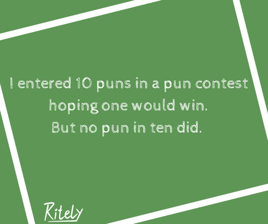 These 50 Two-Liner Jokes Will Test Your Wit