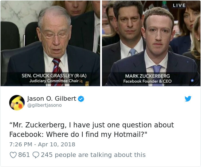 40 Times Mark Zuckerberg's Face During Congress Testimony was Meme-Worthy