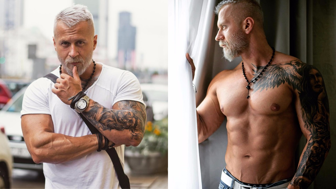 Insane Gym Junkie Spends THOUSANDS of Dollars Just To Look Older