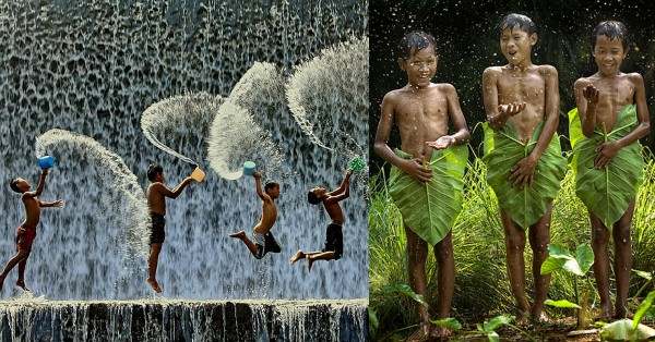 Wonders Of Childhood_ 30 Majestic Images Of Children Playing In Countries Around The World