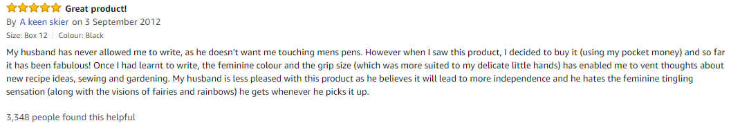 Funny Amazon Reviews That'll Make You LOL