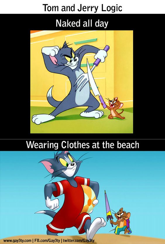 20 Examples of Cartoon Logic That Makes no Sense
